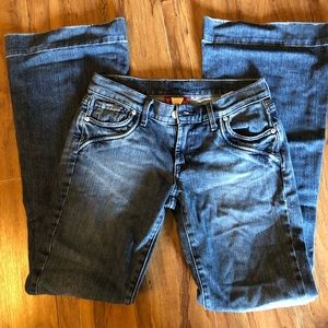 Blue jeans by Lucky Sz 00/24
